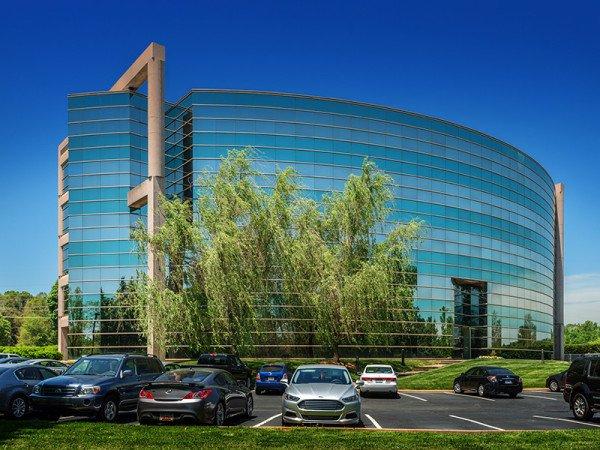 Regency Executive Center in Charlotte, North Carolina