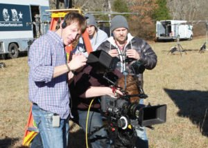 Arkansas is hoping to attract independent and documentary filmmakers. Daniel Campbell (left), and Graham Gordy co-wrote Antiquities, a smaller budget comdey that they hop to produce in Arkansas.