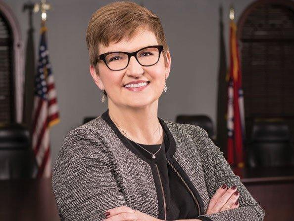 Elisa M. White, editor-in-chief of Arkansas Hospitals