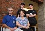 The Henderson Family works at North Arkansas Regional Medical Center
