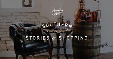Bourbon & Boots entrepreneur South Southern goods Little Rock