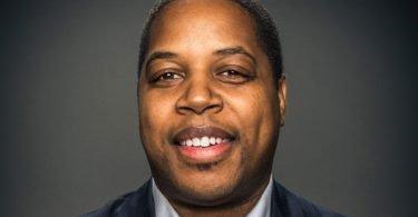Dr. Christopher M. Jones, executive director of the Arkansas Regional Innovation Hub