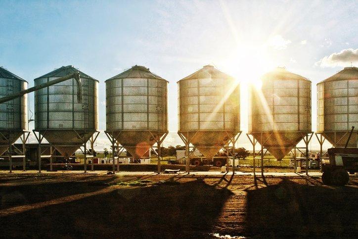 grain silos grain startup grainster