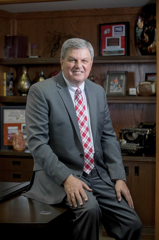 Mark Roberts, President of Malvern National Bank