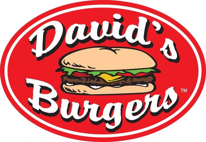 David's Burger Logo