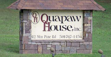 Quapaw house