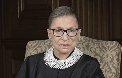 U.S. Supreme Court Justice Ruth Bader Ginsburg Coming to Little Rock
