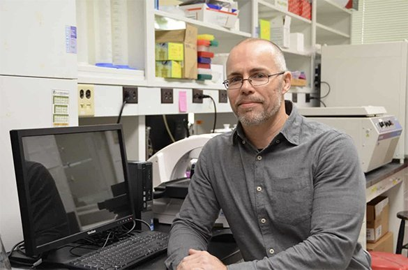 UAMS Researcher Secures $1.2 Million Grant to Study DNA Damage